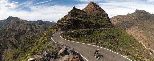 Séjour cyclotouriste aux Canaries