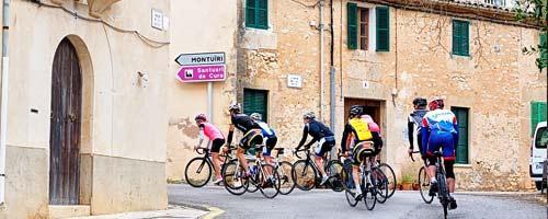 Vélo à Palma de Majorque