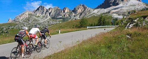 <b>Les Dolomites, Italie - Séjour accompagné</b> <br/><small>23 juin au 1&nbsp;juillet</small>