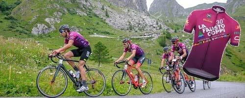 <b> La Fausto Coppi, Italie - Séjour assisté</b> <br/><small>7, 8 et 9 juillet</small>