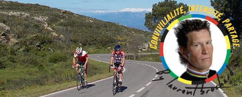 Séjour en vélo de route sans mystère avec Laurent Brochard à Rosas, Espagne
