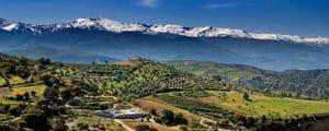 La Sierra Nevada avec 53douze