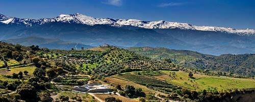 <b>Sierra Nevada - Séjours accompagnés</b><br/><small>23 au 29 septembre 2018</small>