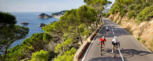 <b>Tour de la Costa Brava - Séjour accompagné</b> <br/><small> du 26 mai au 2 juin 2018</small>