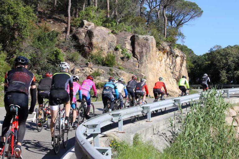 Séjours vélo à Platja d'Aro