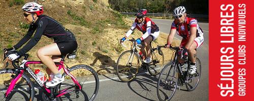 Vous n'avez pas besoin d'être un pro pour faire un séjour vélo à Platja d'Aro