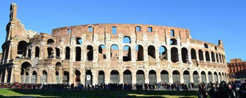 La meilleur route pour faire du vélo à Rome avec 53douze