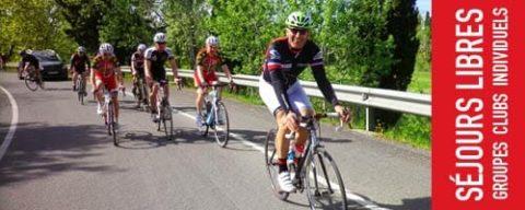 Le secret des vacances cyclistes à Rosas avec 53douze