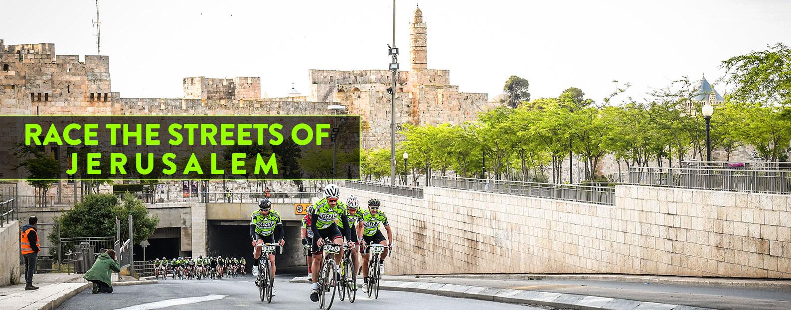 GFNY Jerusalem 2019