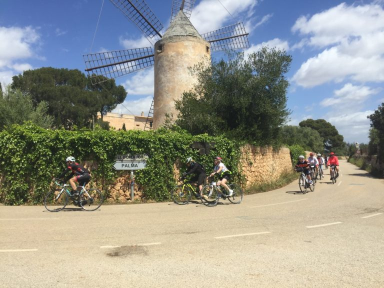 Des parcours à Palma de Majorque avec une organisation française